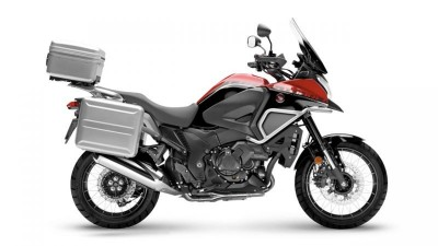 Image of Honda VFR1200X HIGHLANDER