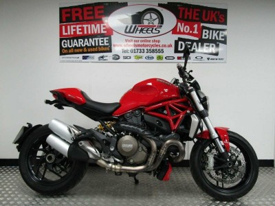 Image of Ducati M1200