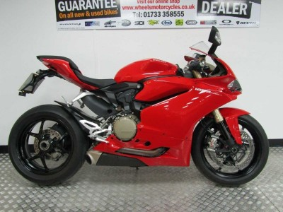 Image of Ducati 1299 Panigale