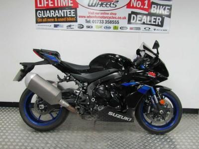 Image of Suzuki Gsxr 1000 RAL7