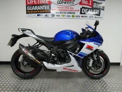 Image of Suzuki Gsxr 600 L6