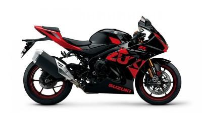 Image of Suzuki GSXR1000R1RZAL9 Y
