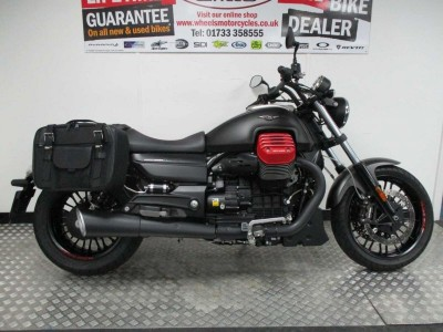 Image of Moto Guzzi California 1400 Audace