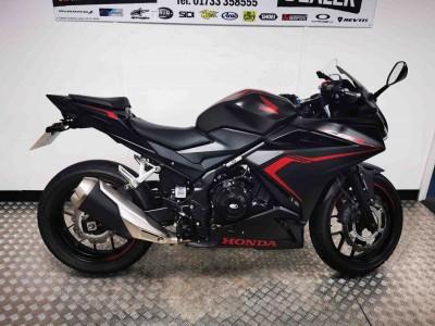 Image of Honda CBR 500 RA-K