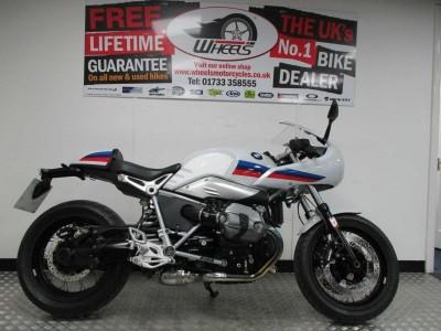 Image of Bmw R Ninet Racer