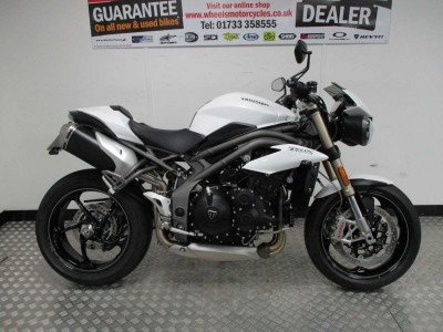 Image of Triumph Speed Triple S 1050