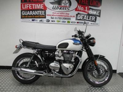 Image of Triumph Bonneville T120