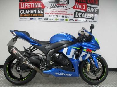 Image of Suzuki Gsxr 1000 L5