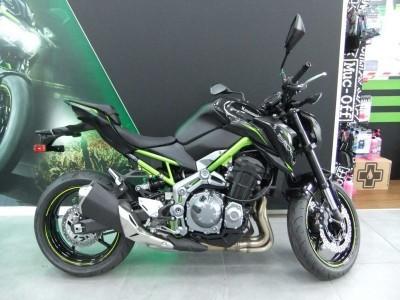 Image of Kawasaki ZR 900 BKF