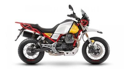 Image of Moto Guzzi V85 TT TRAVEL PACK