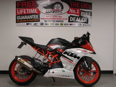 Image of Ktm RC 390