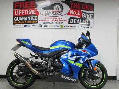 Image of Suzuki Gsxr 1000 AL7 ABS
