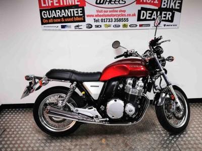 Image of Honda CB 1100 CA-J