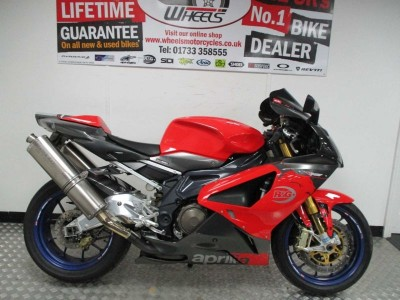 Image of Aprilia RSV MY06