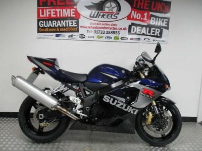 Image of Suzuki GSXR750