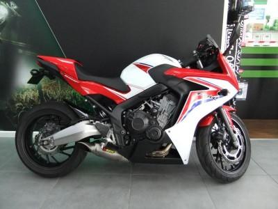 Image of Honda CBR 650 FA-E