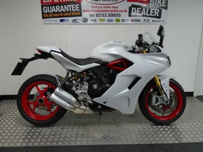 Image of Ducati Supersport S