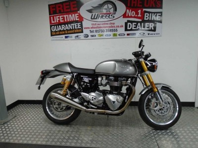 Image of Triumph Thruxton 1200 R