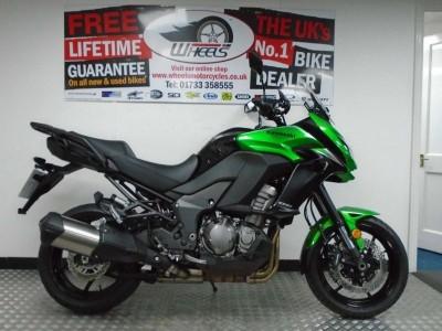 Image of Kawasaki KLZ 1000 BHF
