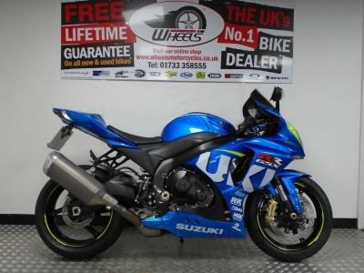 Image of Suzuki Gsxr 1000 AL5 ABS