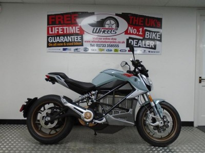 Image of Zero Motorcycles ZERO SR/F