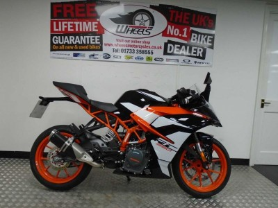 Image of Ktm RC 390 17