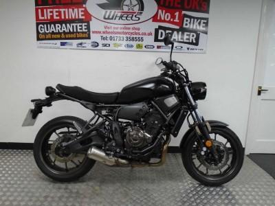 Image of Yamaha XSR 700 ABS