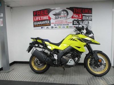 Image of Suzuki DL1050RCMO B