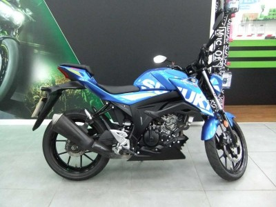 Image of Suzuki Gsxs 125 X AL8