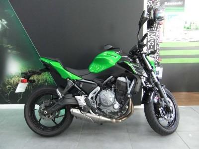 Image of Kawasaki ER 650 HJF
