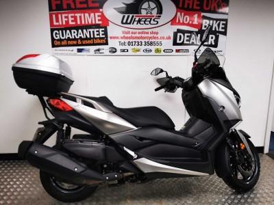 Image of Yamaha YP 400 RA X-MAX ABS