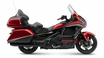 Image of Honda GL1800 GOLDWING