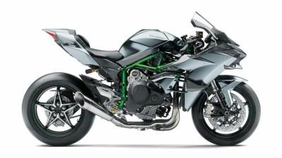 Image of Kawasaki H2R