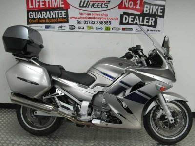 Image of Yamaha FJR 1300 AS