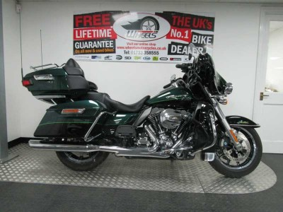 Image of Harley-Davidson Eglide UL Flhtk 1690 15