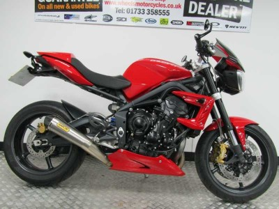 Image of Triumph Street Triple R