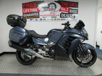 Image of Kawasaki ZG 1400 EGF ABS