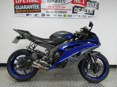Image of Yamaha YZF R6 13