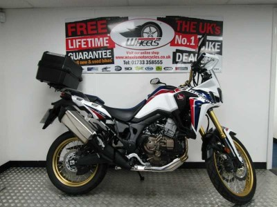 Image of Honda CRF1000 A-D AFRICA TWIN
