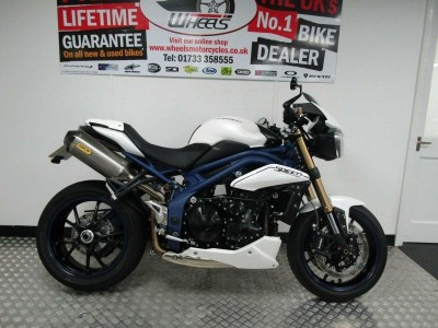 Image of Triumph Speed Triple 1050 ABS