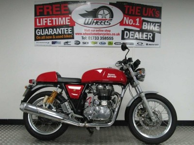 Image of Royal Enfield Continental GT