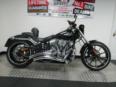 Image of Harley-Davidson Fxsb 103 Breakout 1690 15