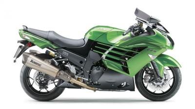 Image of Kawasaki ZZR1400