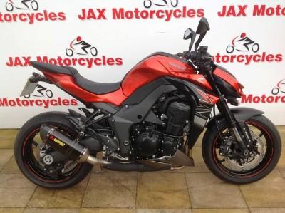 Image of Kawasaki Z1000R HHF Performance Edition