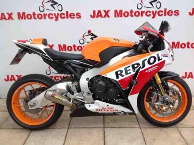 Image of Honda CBR 1000 SA-F