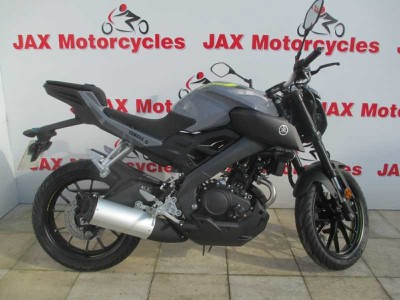 Image of Yamaha MT-125