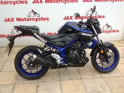 Image of Yamaha MT03