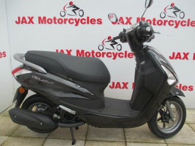 Image of Yamaha LTS 125 DELIGHT
