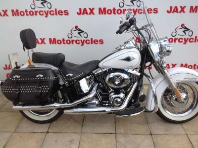 Image of Harley-Davidson Flstc Heritage STC 1690
