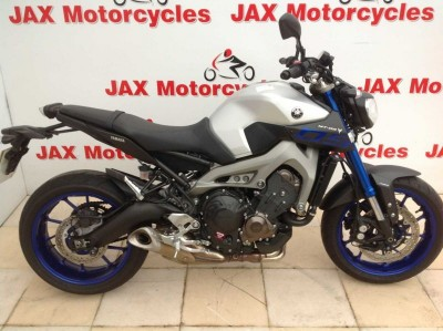 Image of Yamaha MT - 09 ABS